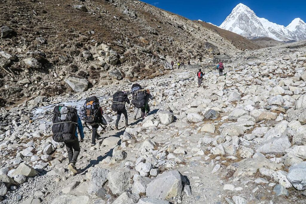 trek to mount everest, how to trek to mount everest base camp