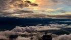nagarkot sunset view