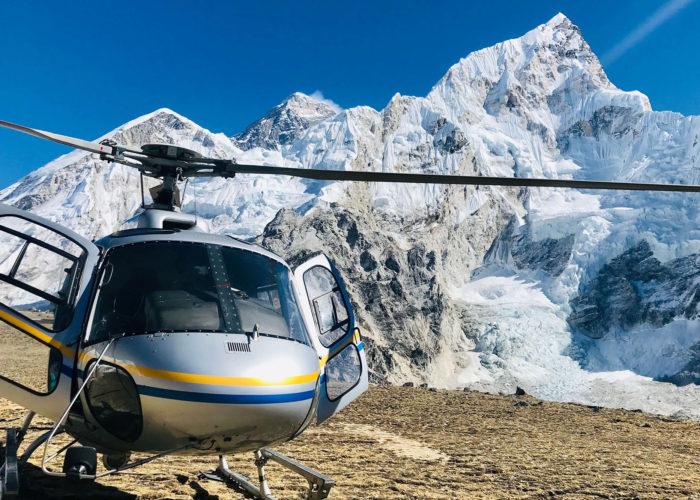 Everest Base Camp Helicopter tour, EBC Helicopter Tour, EBC Heli Tour