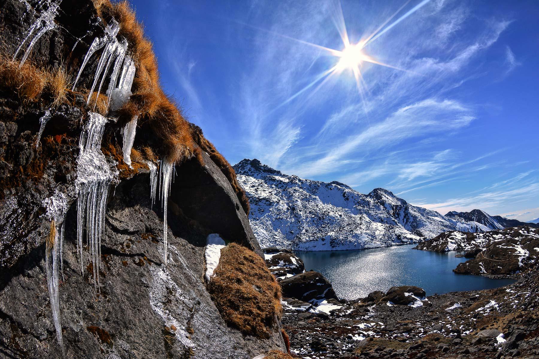 Trek to Gosaikunda Lake