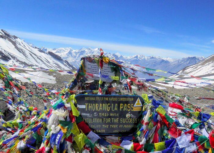 short trek to annapurna circuit, Short Annapurna Circuit Trek